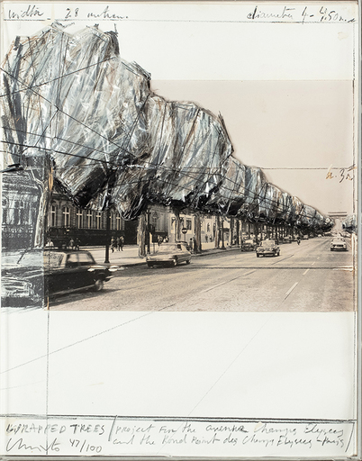 CHRISTO - Print-Multiple - Five Urban Projects
