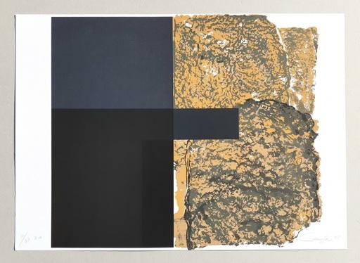 Rafael CANOGAR - Stampa-Multiplo - Composizione