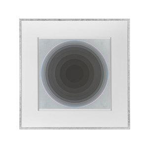 Lothar QUINTE - Print-Multiple - Silber-Quasar II
