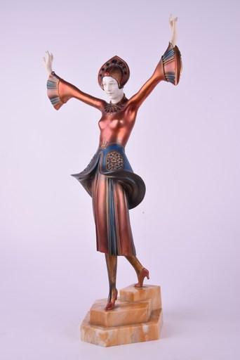 Paul PHILIPPE - Sculpture-Volume - The Star