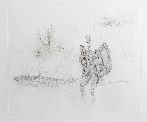 Hans BELLMER - Stampa Multiplo - untitled