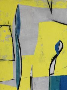 Tommaso CASCELLA - Peinture - Custodito dal distacco