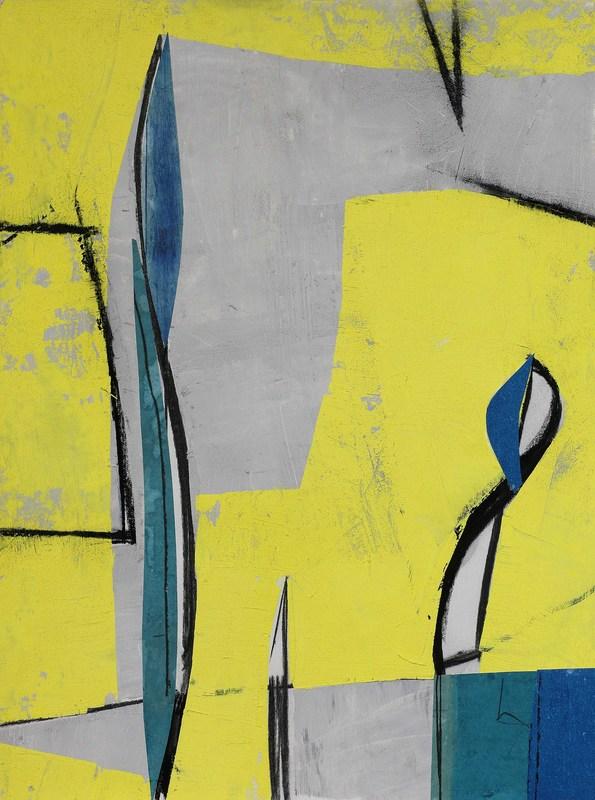 Tommaso CASCELLA - Painting - Custodito dal distacco