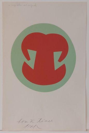 Hans ARP - Print-Multiple - Sans titre