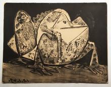 Pablo PICASSO (1881-1973) - Le crapaud