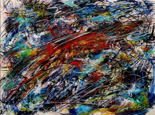 Didier ANGELS - Peinture - Ivresse et Ardeur 002