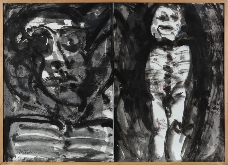 Adolf FROHNER - Painting - Ohne Titel