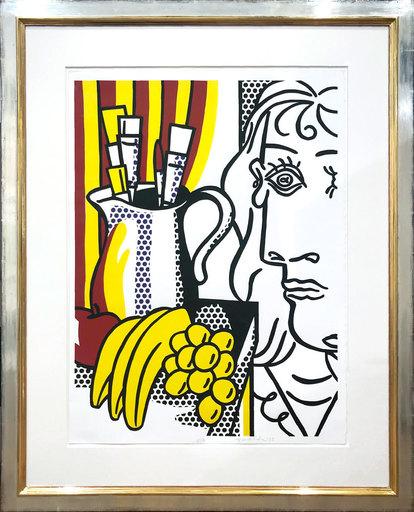 Roy LICHTENSTEIN - Print-Multiple - Still Life With Picasso