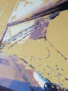 Diana KIROVA - Painting - All'alba