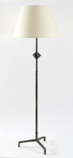 """Alberto GIACOMETTI - Sculpture-Volume - Lampadaire modèle """"Etoile"""""""