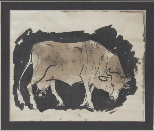 Pino PASCALI - Gemälde - Toro