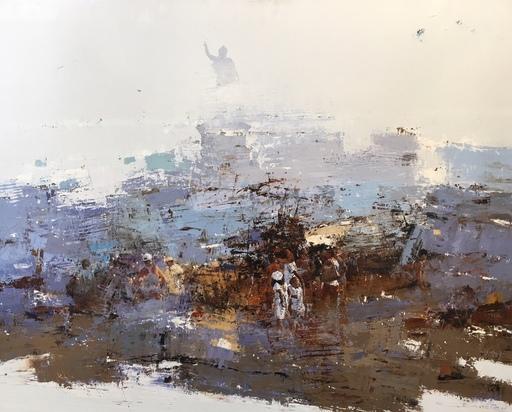 Jacek HAZUKA - Pintura - Place de la République