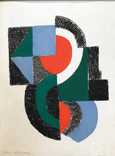 Sonia DELAUNAY-TERK (1885-1979) - Juste Présent