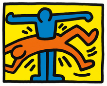 Keith HARING (1958-1990) - Pop Shop Vl l