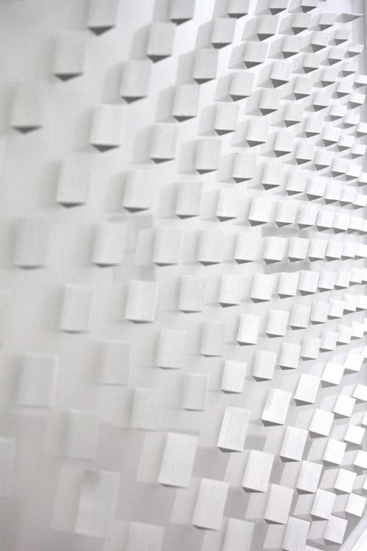 Klaus STAUDT - Peinture - Duplizität des Einfalls