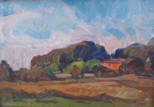 Marcel ARNAUD - Pintura - Paysage Provençal