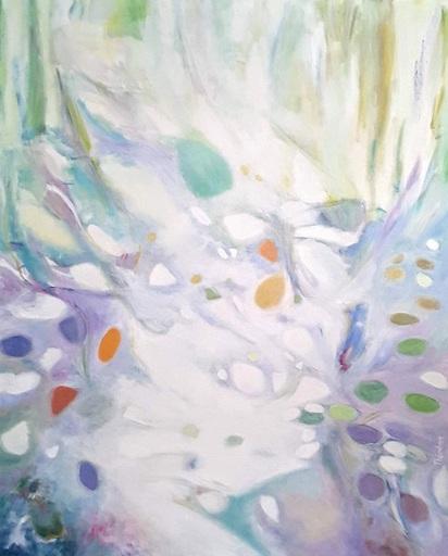 Theodora BERNARDINI - Painting - Rivière 9