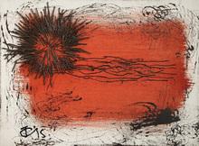 Vassilakis TAKIS - Painting - Genesis