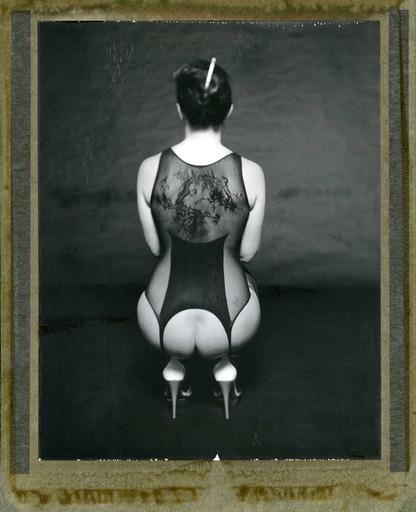 ELIZERMAN - Photography - Back portrait