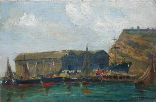 Edmond Marie PETITJEAN - Gemälde