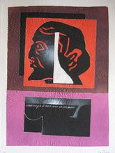 Ladislas KIJNO - Print-Multiple - LITHOGRAPHIE SIGNÉE AU CRAYON NUM/100 HANDSIGNED LITHOGRAPH