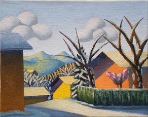 SALVO - Painting - Gennaio