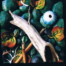 Piero GILARDI - Peinture - Bagnasiuga verde