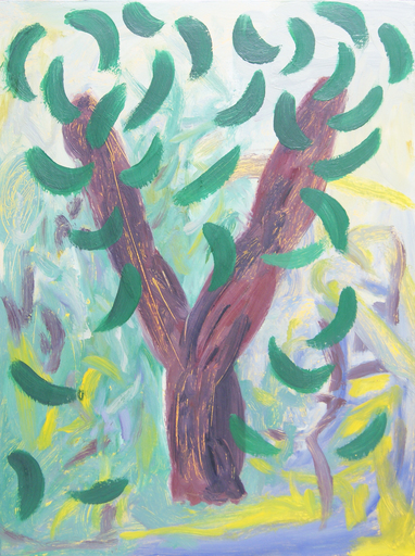 Michael HEINDORFF - Pintura - Tasso's Tree 4