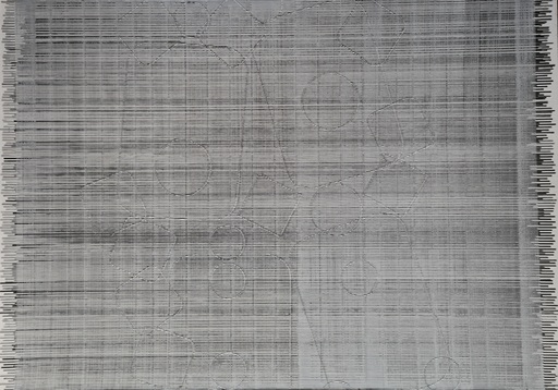 Paolo MASI - Gemälde - senza titolo