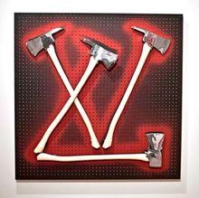 ZEVS - Painting - LV - Axes