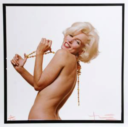 Bert STERN - Photography - Marilyn Monroe, The Last Sitting 3