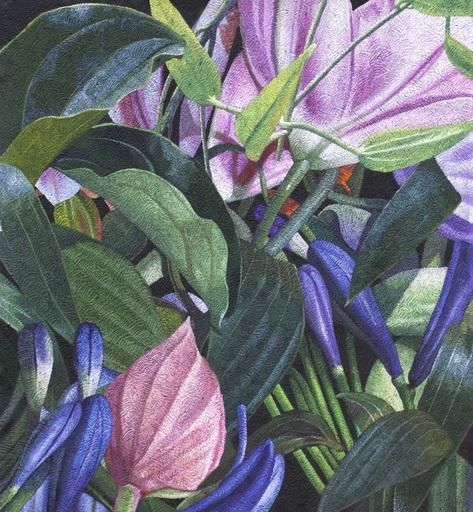 Yves CLERC - Painting - N°383