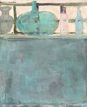 Pierre LESIEUR - Pintura - Le Bouteille