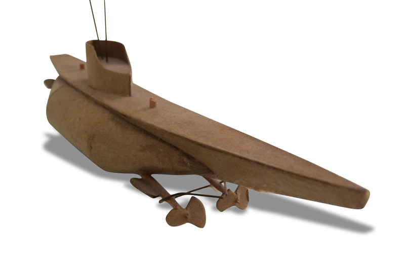 Chris BURDEN - Escultura - Submarine