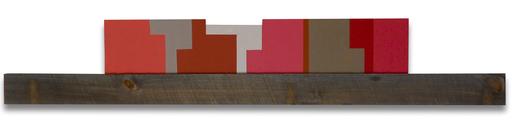 Jean FEINBERG - Painting - Rachet Red
