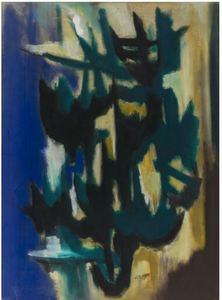Filippo SCROPPO - Painting - Arborescenze