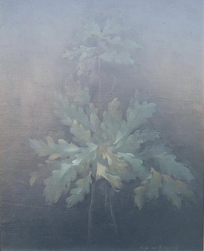 Alejandro GONZALEZ PASCUAL - Gemälde - helechos