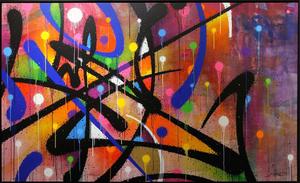 MIST - Pittura - Acid Rain