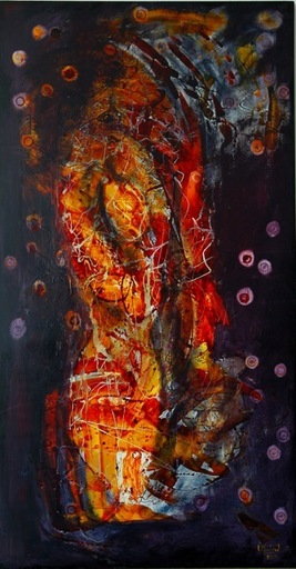 Lydia MOAWAD - Peinture - New Venus