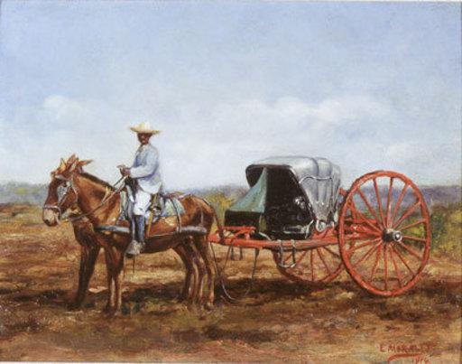 Eduardo MORALES - Pintura - Volanta