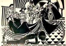Didier ANGELS - Stampa Multiplo - 1968 E émancipation de la femme