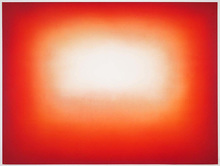 Anish KAPOOR - Estampe-Multiple - Red Shadow
