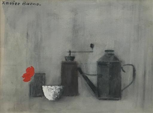 Xavier BUENO - Peinture - Natura morta