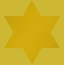 Olivier MOSSET (1944) - Yellow Star