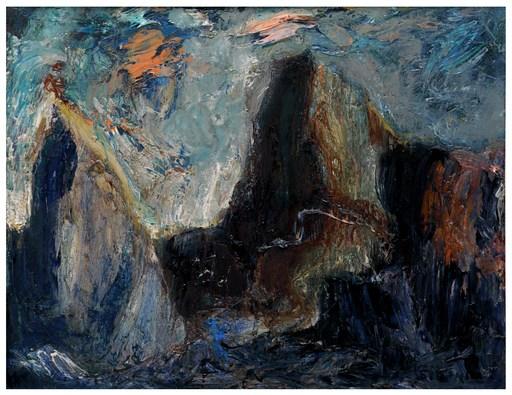 Mario SIRONI - Pittura - Montagne