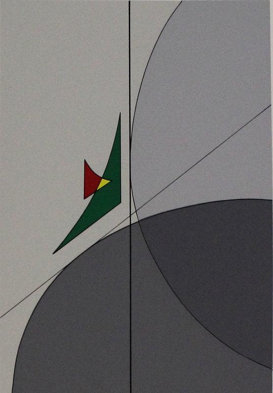 Luigi VERONESI - Grabado - Untitled