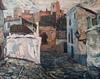 Rafael UBEDA PIÑEIRO - Pintura - Pueblo