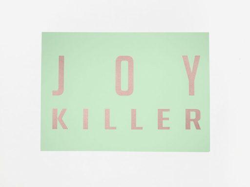 Pauline RIMA - Grabado - « JOY KILLER »