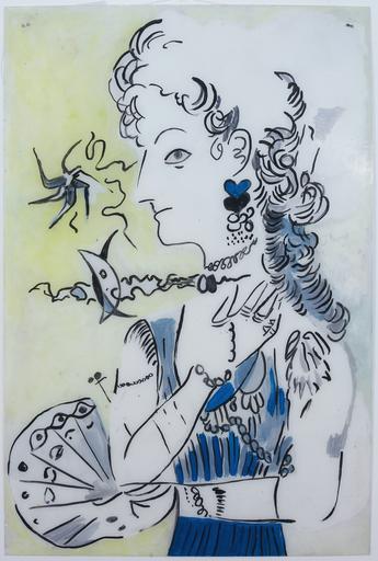 Giò PONTI - Painting
