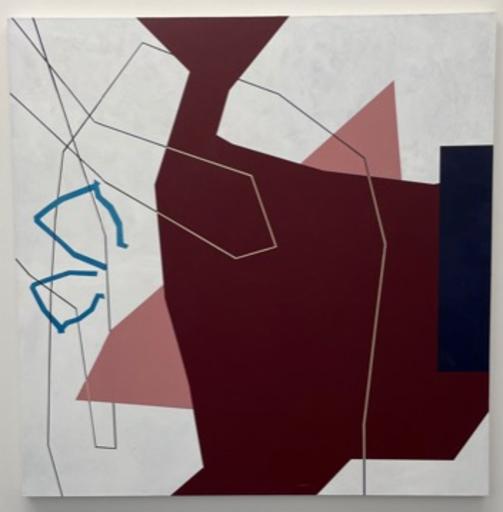 Nicolas SANHES - 绘画 - Untitled